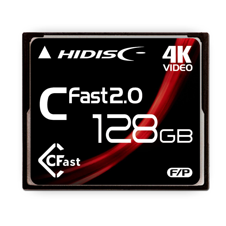 HIDISC CFast 128GB HDCFST128GJP3